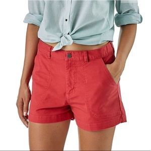 "Patagonia Stand Up 3"" Shorts - Static Red"